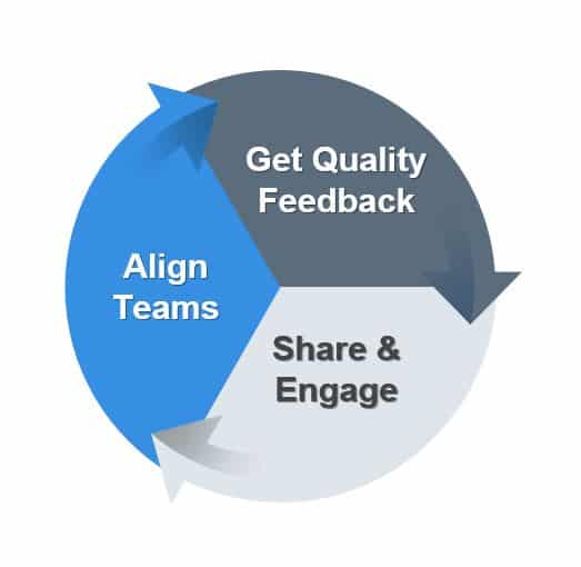 Feedback to Engage & Align for Teamwork