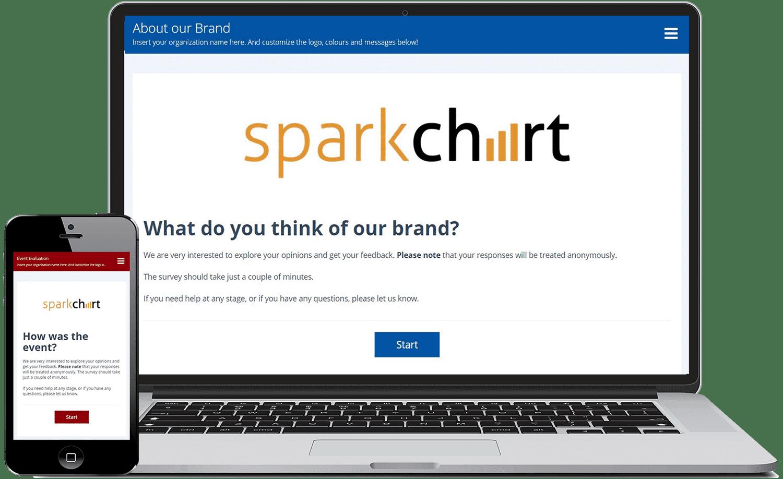 Survey Software Responsive Brand Survey